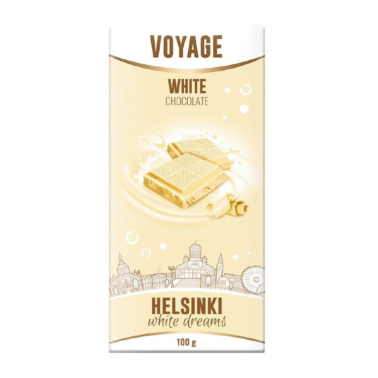 Voyage White Chocolate 90g, , hi-res image number null