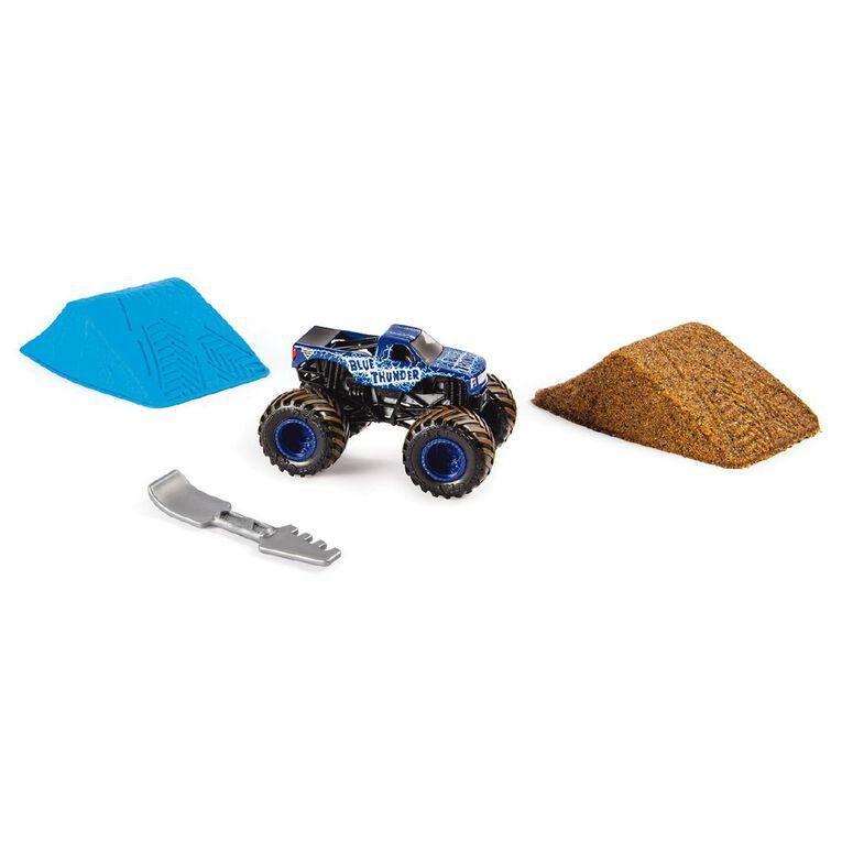 Monster Jam Kinetic Dirt Starter Set, , hi-res