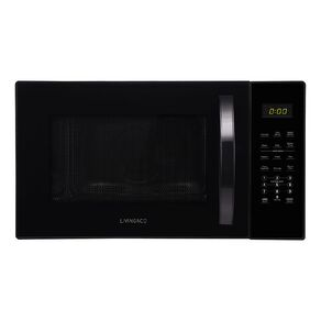 Living & Co Microwave 30 Litres 900w Black