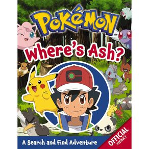 Pokemon: Where's Ash?