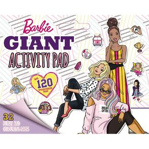 Barbie: Giant Activity Pad