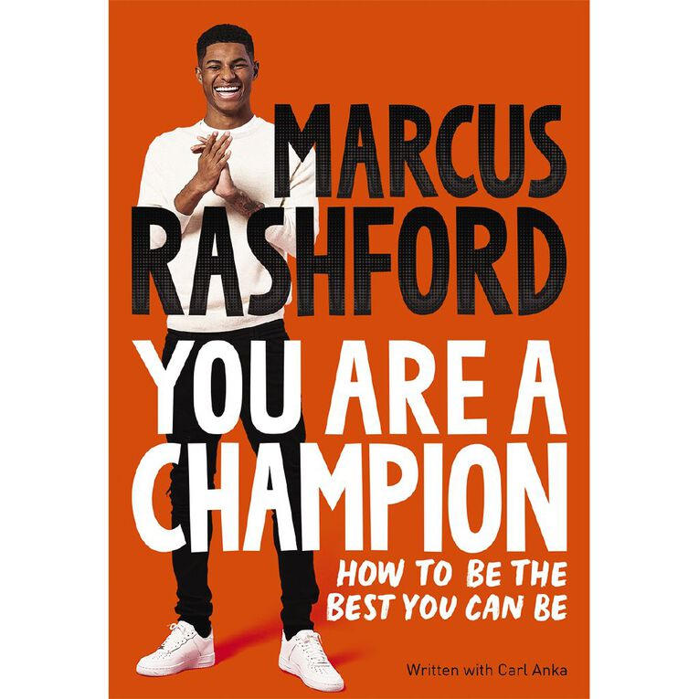 You Are a Champion by Marcus Rashford MBE, , hi-res