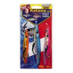 Pro Hunter Knife Jig Lure Kit 3 Piece
