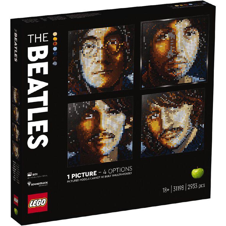 LEGO Art The Beatles 31198, , hi-res