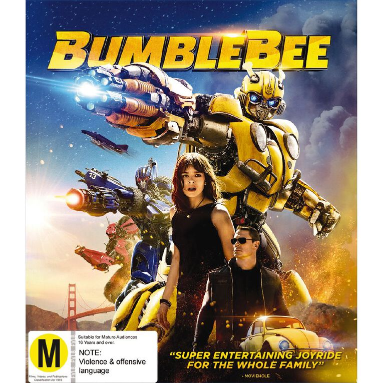Bumblebee Blu-ray 1Disc, , hi-res