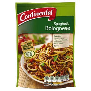 Continental Recipe Mix Spaghetti Bolognese 50G