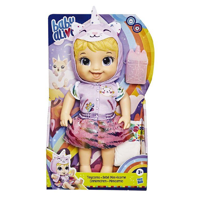 Baby Alive Tinycorns Blonde, , hi-res