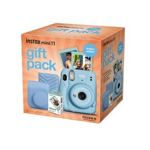 Fujifilm Instax Mini 11 Blue Limited Edition Gift Pack