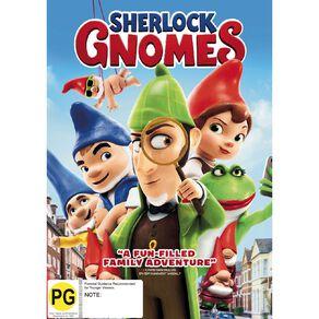 Sherlock Gnomes DVD 1Disc