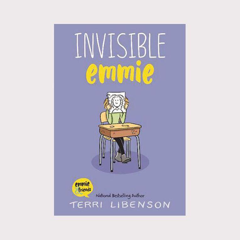 Invisible Emmie by Terri Libenson, , hi-res
