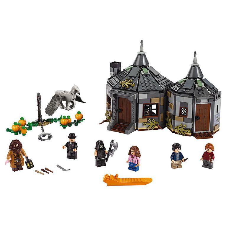 LEGO Harry Potter Hagrid's Hut: Buckbeak's Rescue 75947, , hi-res