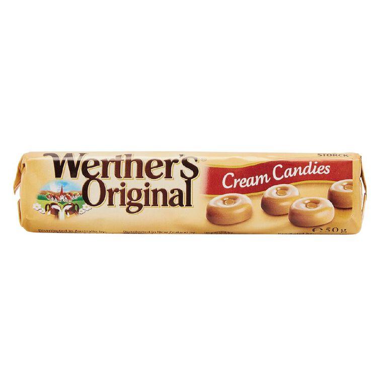 Werther's Butter Candies 50g, , hi-res