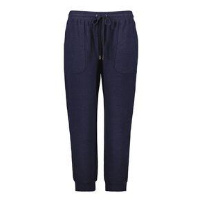 H&H Plus Brushed Knit Harem Pants