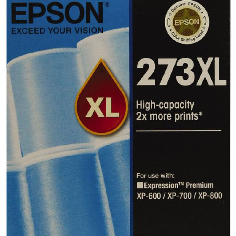 Epson Ink 273XL Cyan (650 Pages), , hi-res