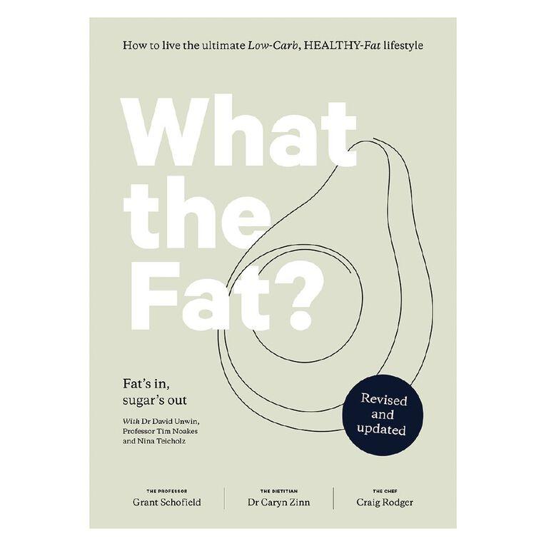 What The Fat?, , hi-res
