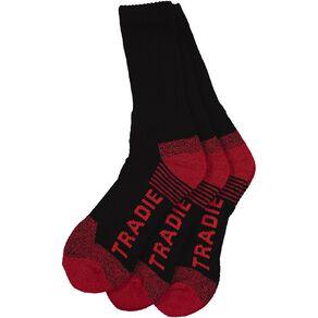 Tradie Men's Work Socks 3 Pack