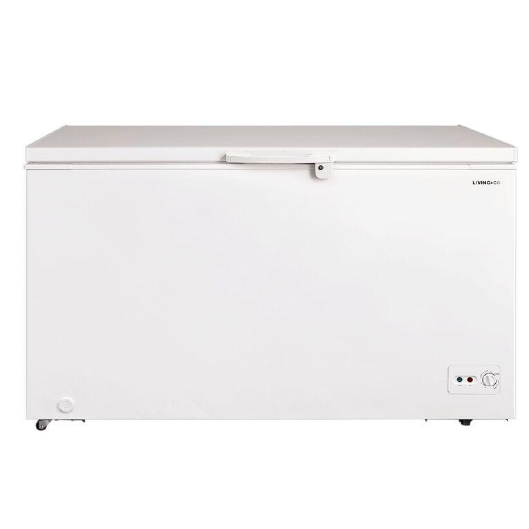 Living & Co Chest Freezer 418 Litre, , hi-res
