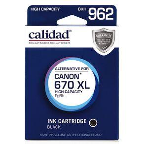Calidad Canon PGI-670XL Black