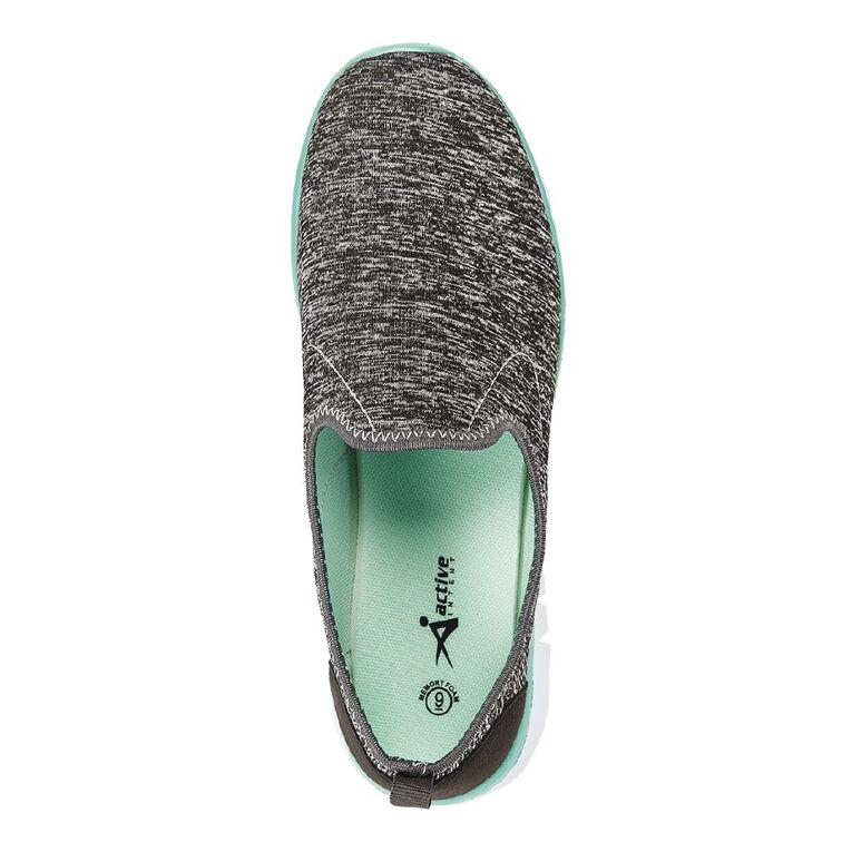 Active Intent Stroll Shoes, Grey, hi-res