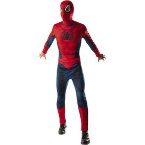 Disney Marvel Spider-Man Costume Adults Size Standard