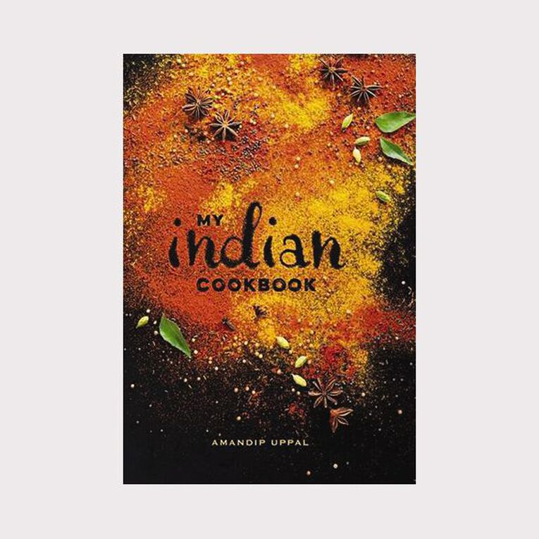 My Indian Cookbook by Amandip Uppal, , hi-res