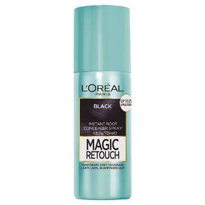 L'Oreal Paris Magic Retouch Black 75ml