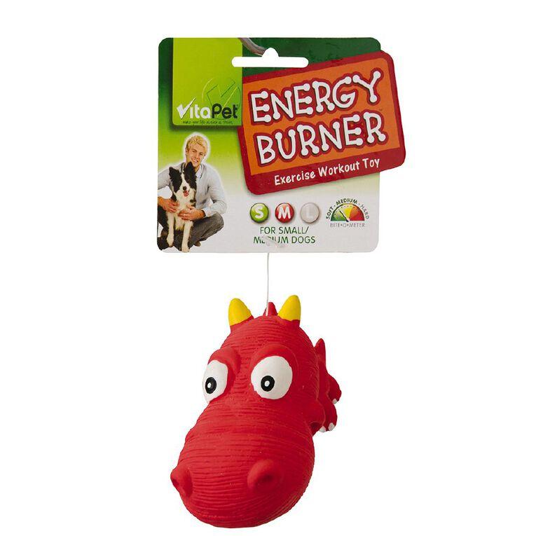 Vitapet Energy Burner Squeaky Toy, , hi-res