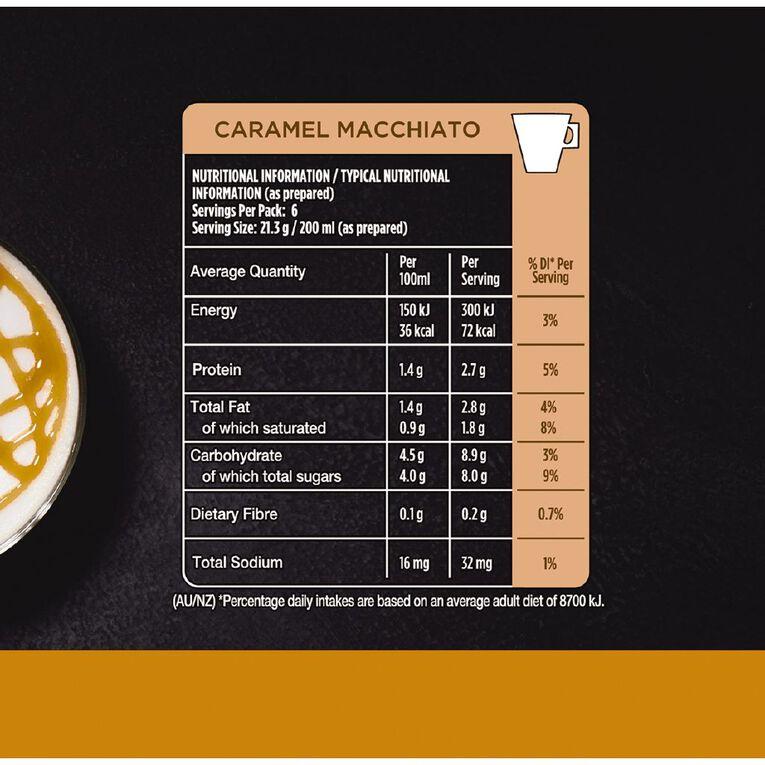Starbucks Dolce Gusto Caramel Macchiato 12 Capsules, , hi-res