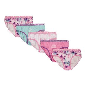 H&H Girls' Brief 5 Pack