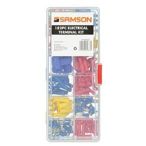 Mako Electrical Terminal Kit 182 Piece