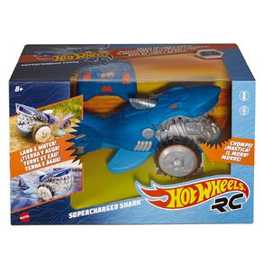 Hot Wheels Remote Control Supercharged Shark