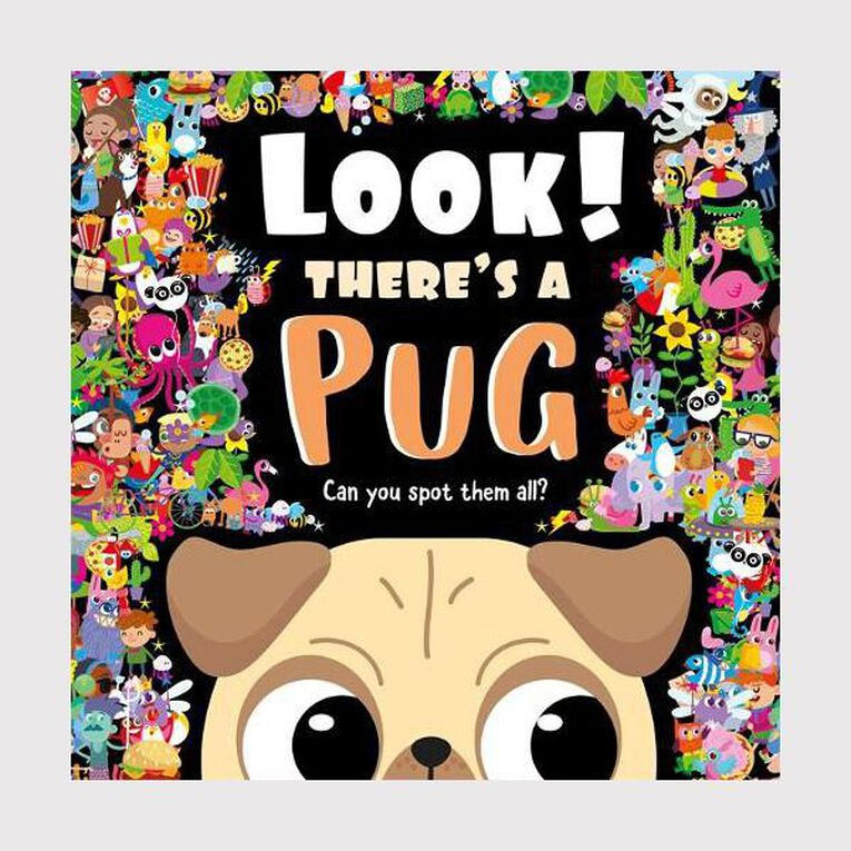 Look! There's a Pug, , hi-res
