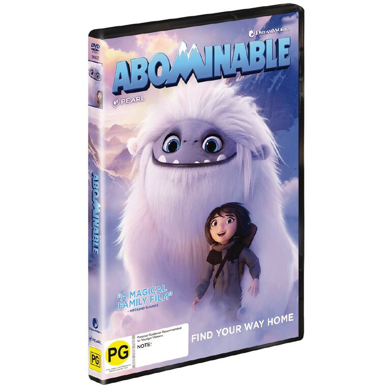 Abominable DVD 1Disc, , hi-res