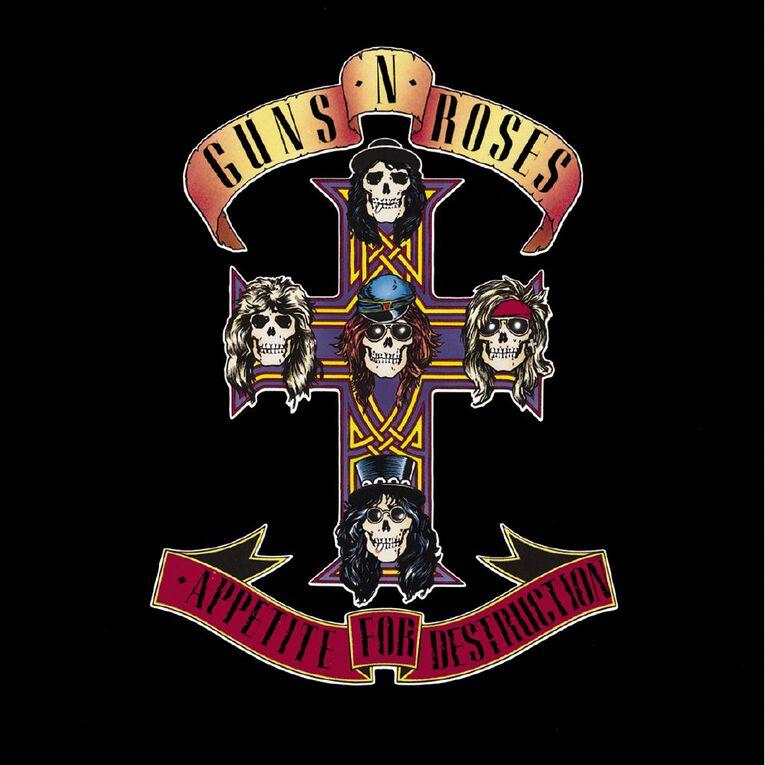 Appetite for Destruction Vinyl by Guns N Roses 1Record, , hi-res
