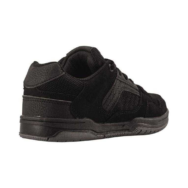 Young Original Skate Hans Shoes, Black, hi-res