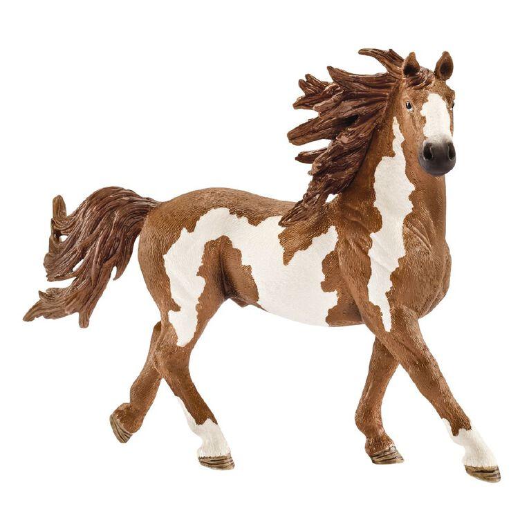 Schleich Pinto Stallion, , hi-res