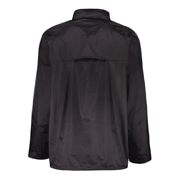 Rivet Water Resistant Jacket, Navy, hi-res
