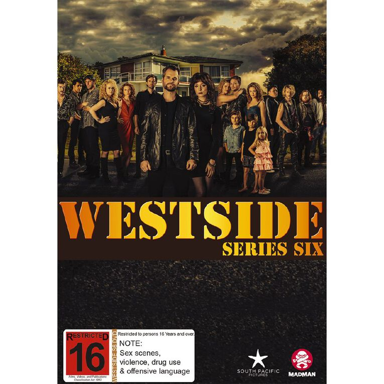 Westside Series 6 DVD 2Disc, , hi-res