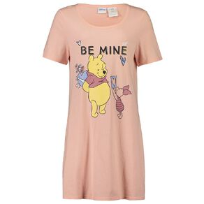 Winnie the Pooh Disney Women's Short Sleeve Nightie