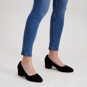 H&H Close Toe Dress Low Heels Shoes