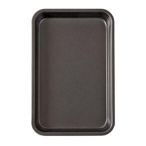 Living & Co Heavy Gauge Non Stick Slice Tray Small Small