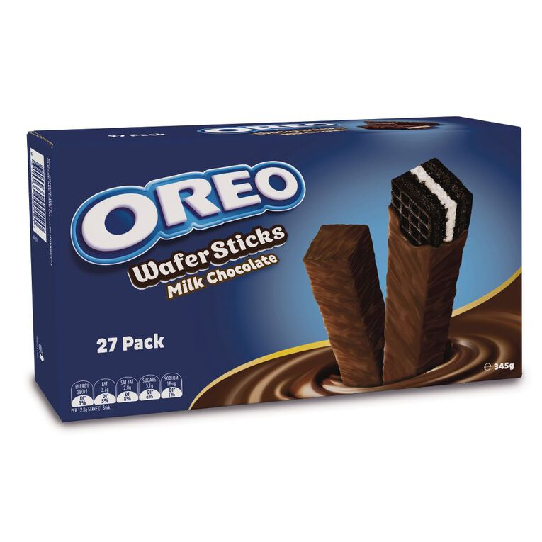 Oreo Wafer Chocolate 27 Pack, , hi-res