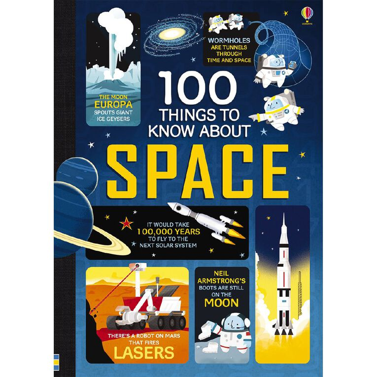 100 Things Know About Space, , hi-res