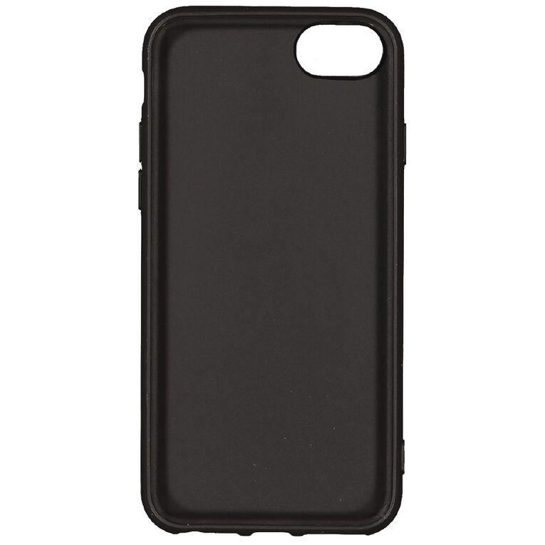 Tech.Inc iPhone 6/7/8/SE 2020 Case Black, , hi-res