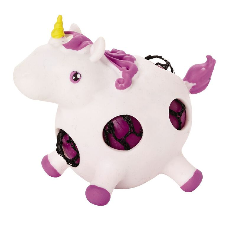 Play Studio Squeezy Unicorn Jelly Ball Assorted, , hi-res
