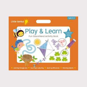 Little Genius Play and Learn Mega Pad