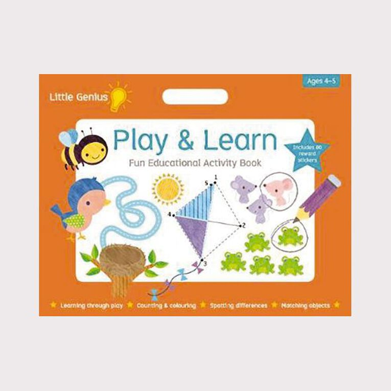 Little Genius Play and Learn Mega Pad, , hi-res