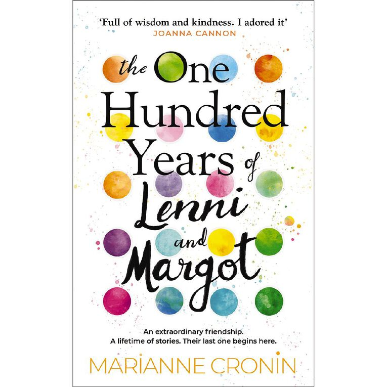 The One Hundred Years of Lenni and Margot by Marianne Cronin, , hi-res