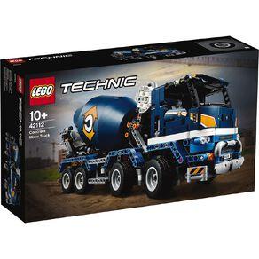 LEGO Technic Concrete Mixer Truck 42112