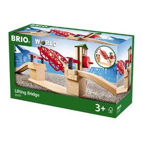 Brio Lifting Bridge 3 Pieces
